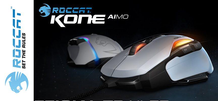 Test Roccat Kone AIMO – Souris gamer | PC