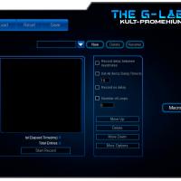 Souris The G-Lab KULT PROMETHIUM