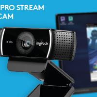 Test Logitech C922 Pro Stream – Webcam Streamer / Gamer