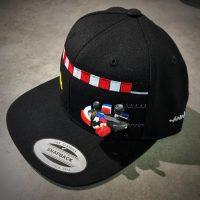 NWMC - 2 Alpes - casquette Super Mario Kart