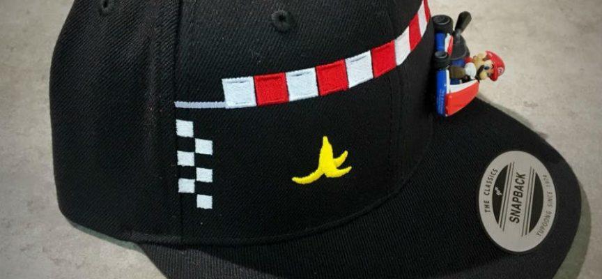 La casquette Snapback Super Mario Kart