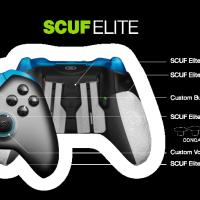 diagramme SCUF Elite