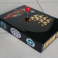 mod manette Xbox - stick arcade ron Man