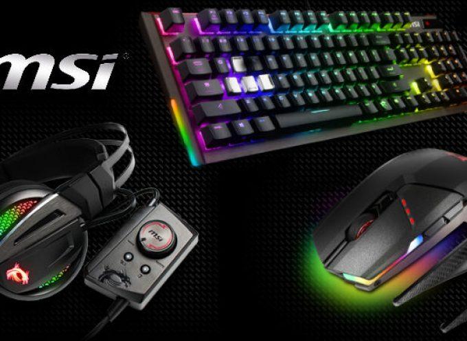 MSI annonce l'arrivée de 3 nouveaux produits pour le début d'année