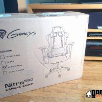 test fauteuil gaming Genesis Nitro 550