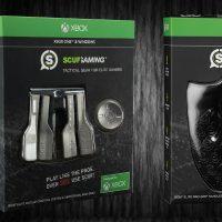 Kits accessoires Scuf Elite pour manette Xbox Elite, pour l'élite de l'Elite