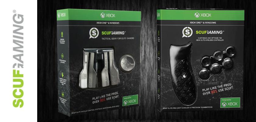 test kits Scuf Gaming Xbox One Elite