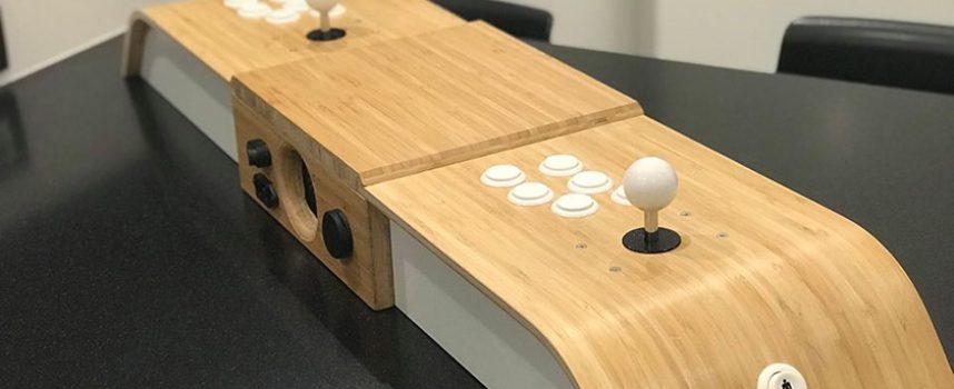 mod Ikea Panel Arcade / Supergun DIY