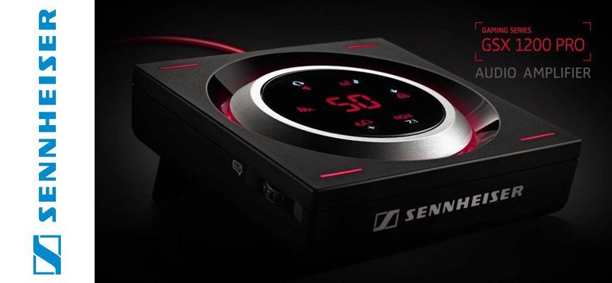 Test Sennheiser GSX 1200 PRO – Boitier audio | PC / MAC