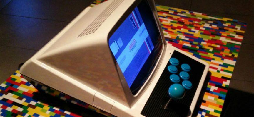 Mods Minitel borne arcade Bartel