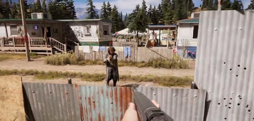 Far Cry 5, son moteur physique ridiculisé par celui de Far Cry 2