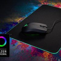 Test Razer Goliathus Chroma – Tapis de souris gamer