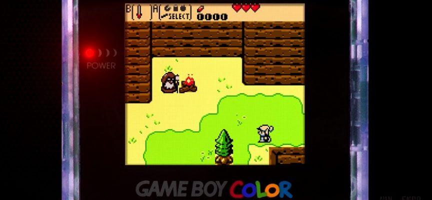 Une version GameBoy Color de «The Legend of Zelda – Breath of the Wild» sur Switch