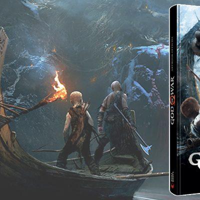 Avis sur le livre «God of War – Artbook Officiel» – Edition Mana Books