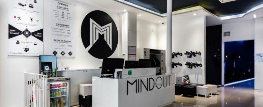 Mindout, essai d'une salle d'arcade spécialisée en VR (Réalité Virtuelle)