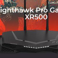 Test Netgear Nighthawk Pro Gaming XR500 – Routeur Gaming