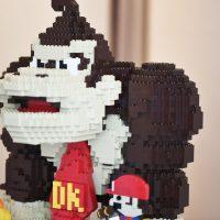Borne arcade Donkey Kong en LEGO - Kong