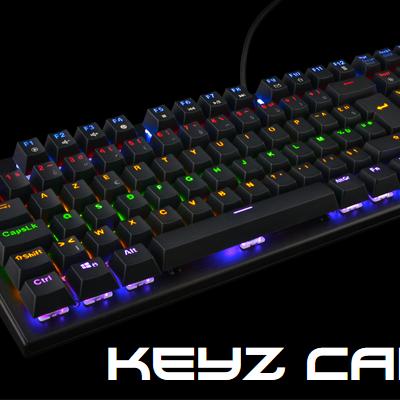 Test The G-Lab Keyz Carbon 2 – Clavier PC