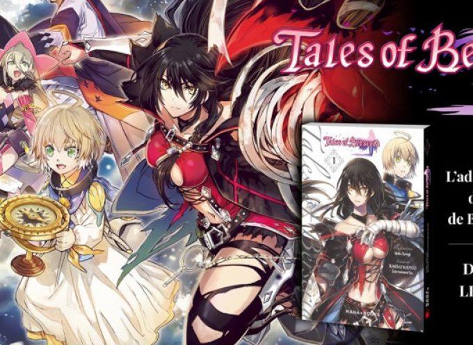 Avis sur le manga «Tales of Berseria»- Edition Mana Books