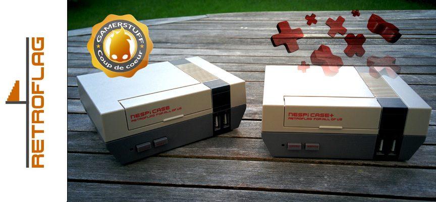 Test du boîtier Nespi Case+, le boîtier idéal pour votre Recalbox !