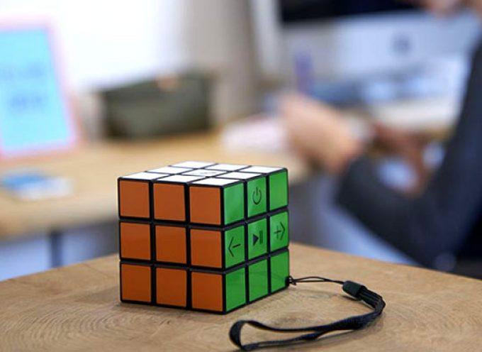 Test enceinte nomade BIGBEN Rubik's | Bluetooth