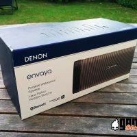 test enceinte nomade Denon Envaya DSB 250BT