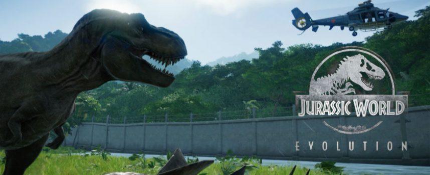 Avis sur le jeu Jurassic World Evolution | Xbox One / PS4 / PC