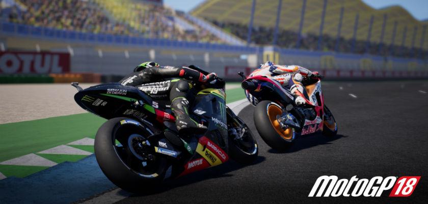 Avis sur le jeu MotoGP 18 | Xbox One / PS4 / Switch / PC