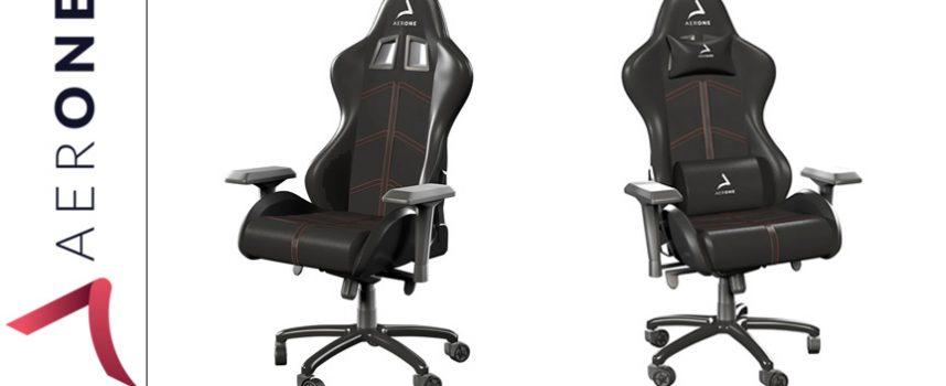 Test Aerone Platinum – Fauteuil gaming