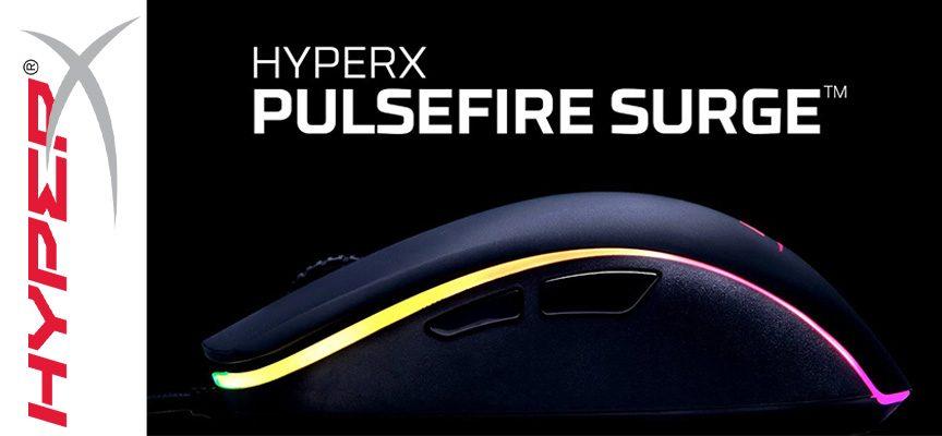 Test HyperX Pulsefire Surge – Souris gamer | PC