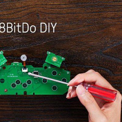 Transformez vos vieilles manettes Nintendo et Sega d'origine en modèle 8Bitdo sans fil