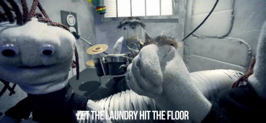 Let the Laundry hit the Floor, la parodie du morceau Bodies