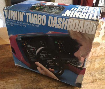 mod Turnin Turbo Tomy OutRun - arcade