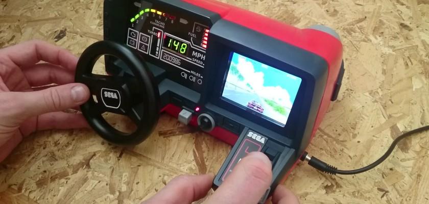 Mod Turnin' Turbo OutRun Arcade
