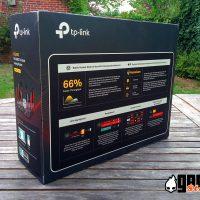 test routeur TP-Link Archer AC5400x