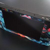 console portable RGB RF1 - DIY