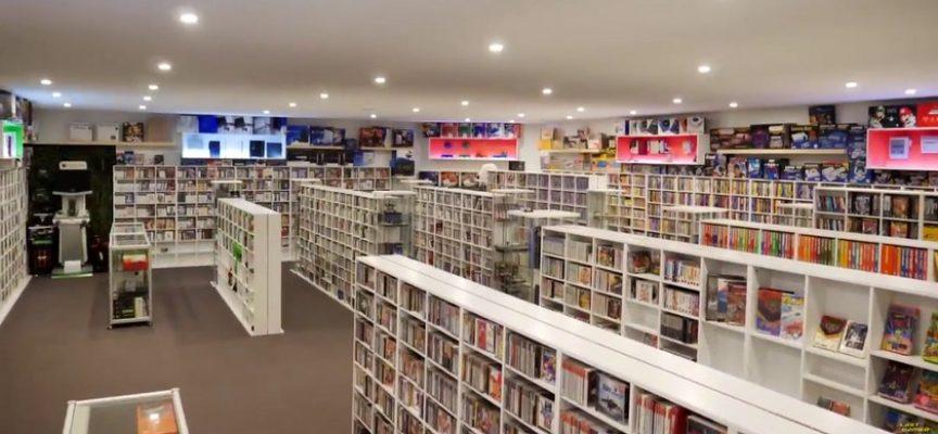 La plus grosse collection de jeux vidéo au monde a encore grossi !