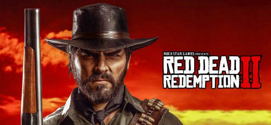 Maul Cosplay célèbre l'arrivée de Red Dead Redemption 2 à sa manière.