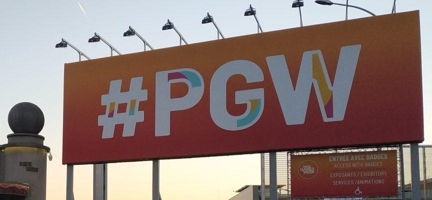 Paris Games Week 2018 – C'est reparti !