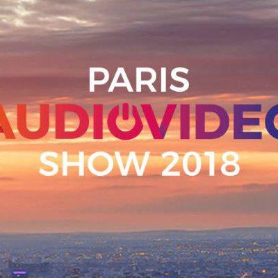 Visite du salon Paris Audio Video Show 2018