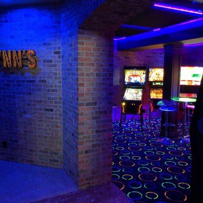 Flynn's Arcade 2.0, une man cave délirante !