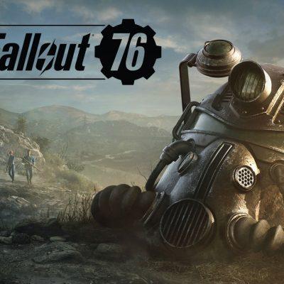 Mon avis sur Fallout 76. Quand Beteshda se prend les pieds dans le tapis…