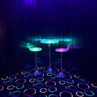 man cave flynn's arcade 2.0 - déco