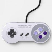 test manette Retroflag Classic USB controller U
