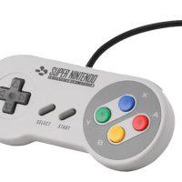 Manette Super Nintendo d'origine