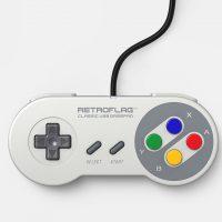test manette Retroflag Classic USB controller J