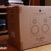 test enceintes Bluetooth Triangle Elara LN01A