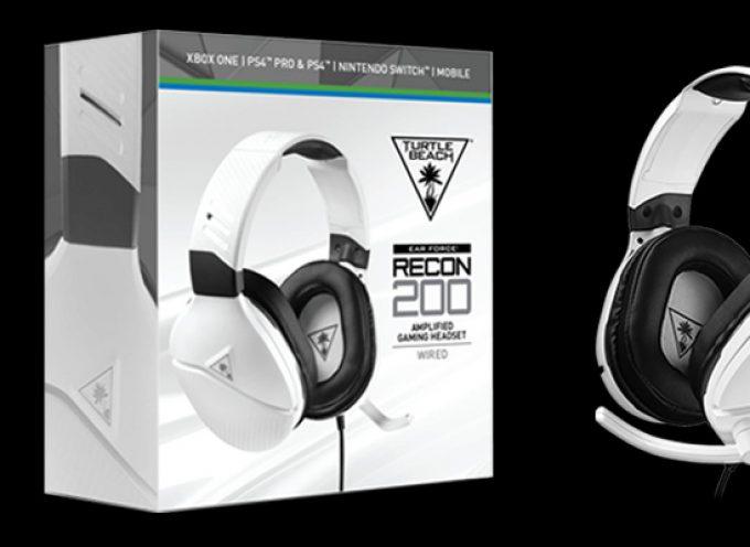 Test Turtle Beach Recon 200 | PS4, Xbox One,  Nintendo Switch, PC, PS Vita, 3DS, Smartphone