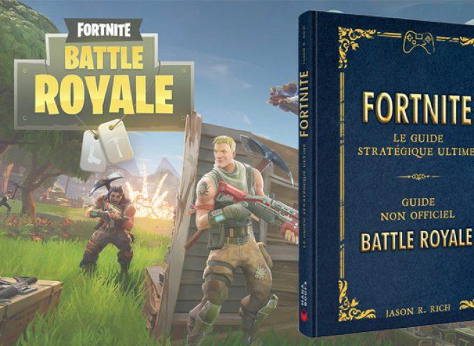 Avis sur le livre « Fortnite – Le guide stratégique ultime » – Edition Mana Books
