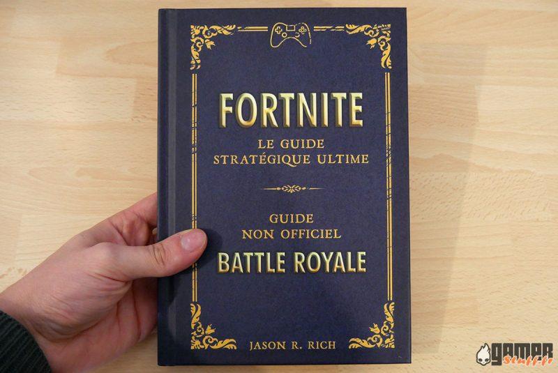 Avis Sur Le Livre Fortnite Le Guide Strategique Ultime